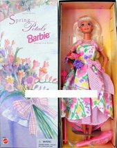 Avon Special Edition Spring Petals Barbie Doll Second in Series [Brand New] - $43.90