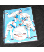 1981 nlcs baseball LA dodgers division series program mlb baseball - $16.99