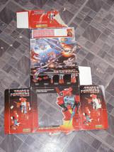 Transformers Autobot Scientist Perceptor Empty Flat Box Hasbro 1985 EMPT... - $26.99