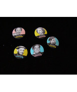 The Honeymooners Showtime Lost Episodes Buttons Pins 1990s - $19.99