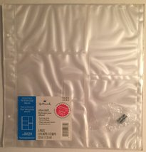 5-Pocket Refill Pages For Extra-Large Albums - AR8020 [Brand New] - $19.69