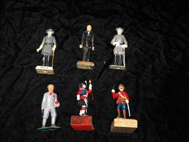 Marx Presidents + Lot Vintage play set figures - $25.99