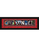 University of the Incarnate Word Framed Campus ... - $38.50