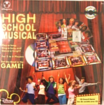 High School Musical CD Board Game [Brand New] - $31.55