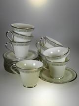 Lenox Memoir 9 Cups & 11 Saucers - $58.86