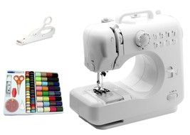 Sewing Machine Beginner Small Crafting Accessories Kids Bobbins With 100... - $73.20
