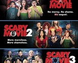 Scary Movie Triple Feature [Blu-ray] New Free Shipping
