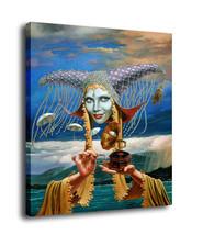 "Cartoon Art Home Decor Oil Painting Print On Canvas""Melody Of The Rain""F... - $13.06+"