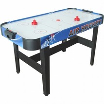 54 Inch Air Hockey Table Game Home Kids Adult Family Room Score Indoor S... - $168.80