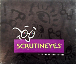 Scrutineyes: The Game of Closer Looks [Board Game ~ Game Complete] - $43.95