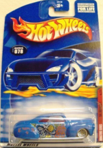 Hot Wheels 2001 Monsters Series Tail Dragger #078 No. 2/4 [Brand New] - $7.89