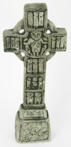 Castledermot Cross Concrete Statue  - $32.00
