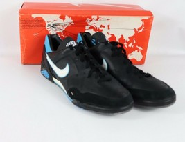 Vintage 80s Nuevo Nike Hombre 12.5 San Siro Fútbol Indoor Zapatos Zapatillas - $108.57