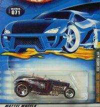 Skull and Crossbones Series #3 Deuce Roadster #2001-71 [Brand New] - $5.86