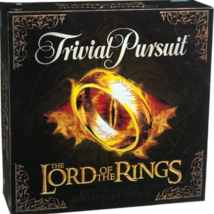 Trivial Pursuit: The Lord of the Rings Movie Trilogy Collector's Edition - $59.72