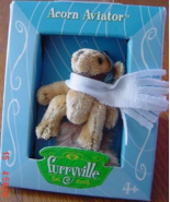"Furryville ""Acorn Aviator"" Brand New - $19.77"