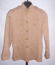 Lauren Ralph Lauren Brown Denim jacket Misses Size 4 - $28.05