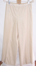 Ellen Tracy Beige Wool Dress Pants Misses Size 4 - $34.65
