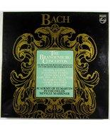 """Bach """"The Brandenburg Concertos"""" Die Brandenburgischen Koncerte, Les Con... - $25.00"""