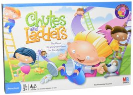 Chutes and Ladders [Brand New] Board Game  - $29.06