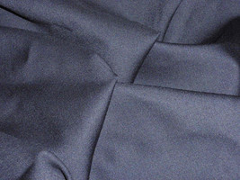 """Gray Silver Velvet Like Fabric 100% Polyester 60"""" Wide Sold by the Yard - $9.99"""