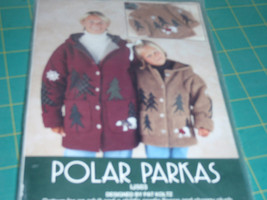 Indygo Junction 503 Polar Parkas Jacket Pattern... - $9.99