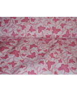Breast Cancer Awareness Pink Ribbons with Pink Butterflies on Pink By Susan Wing - $7.99