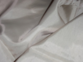 """Light Green Silk Poylester Lining Fabric  45"""" Wide Sold By The Yard - $4.99"""