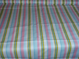 """Baby Quilt One Fine Day 100% Cotton Quilting Fabric by Marie Cole  44"""" Wide BTY - $9.99"""