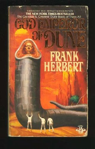 literary analysis of the novel god emperor of dune by frank herbert God emperor of dune, written by frank herbert, is the fourth novel in the original dune series of novels 3,500 years have passed since paul atreides became the messiah of the fremen and the emperor of the universe.