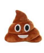 StylesILove Emoji Smiley Poop Face Plush Stuffe... - $8.59 - $12.19
