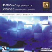 Beethoven: Symphony No. 5/Schubert: Symphony No. 8 (Unfinished) [Audio C... - $5.00