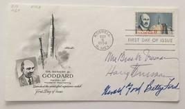 HARRY TRUMAN GERALD FORD BESS BETTY SIGNED ENVELOPE JSA COA AUTOGRAPH PR... - $1,499.00