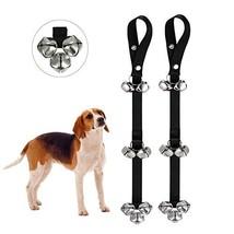 Dog Doorbells Potty Bells for House Training, Adjustable Dog Bells for P... - $8.60