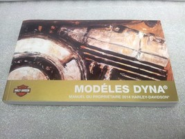 2014 Harley Davidson Dyna Models Owner's Manual 99467-14A - $22.52