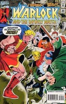 Warlock and the Infinity Watch, Edition# 35 [Comic] [Dec 01, 1994] Marvel - $2.44