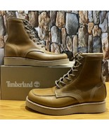 TIMBERLAND MEN'S AMERICAN CRAFT MOC TOE WATERPROOF MEN'S SHOES 0A1S5D2 S... - $134.10