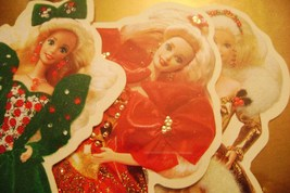 Hallmark Barbie Doll Shaped Greeting Cards - $12.00