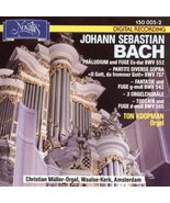 Bach: Works for Organ [Audio CD] Ton Koopman - $5.00