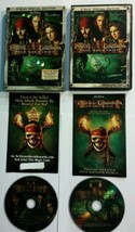 Pirates of the Caribbean: Dead Man's Chest (DVD, 2006, 2-Disc Set, Widescreen Sp - $7.75