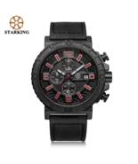 STARKING® Splendid Men Luxury Chronograph Outdoor Sport Quartz Military ... - $33.82