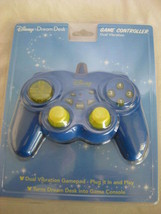 Disney ~ Dream Desk ~ Game Controller ~ Dual Vibration  *New in Pack* - $9.49