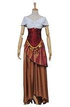 Womens Long Dress the Phantom of the Opera Christine Daae Cosplay Costume - $99.99+