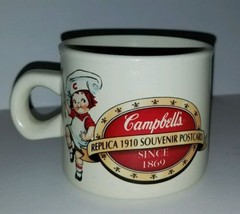 RARE Vintage CAMPBELLS KIDS Soup Hot Coco Mugs ... - $7.84
