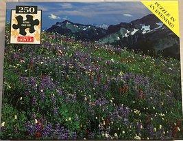 "250 Piece Fully Interlocking Puzzle "" Mt. Rainier, WA"" [Brand New] - $21.74"