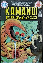 KAMANDI The Last Boy on Earth No. 21 (Volume 3) [Comic] [Jan 01, 1974] Steve ... - £1.82 GBP