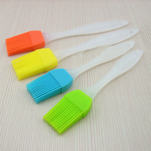 Silicone Pastry Brush Baking Bakeware BBQ Cake Pastry Bread Oil Cream Co... - ₨404.03 INR