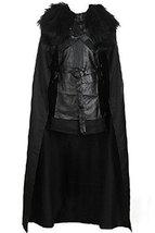 Game of Thrones Jon Snow Knights Watch Cosplay Costume - $129.99+