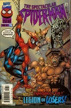 The Spectacular Spider-Man #246 The Legion of Losers! [Comic] [Jan 01, 1997] - $2.44