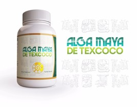 4 Alga maya de texcoco, vitamin, shark, bioxcell, supplement, bioxtron, vitaminf - $155.23